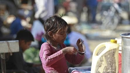 India ranked 102 in Global Hunger Index, 8 places behind Pakistan