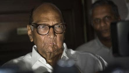 'BJP bringing up Article 370 to divert attention from real issues': Sharad Pawar