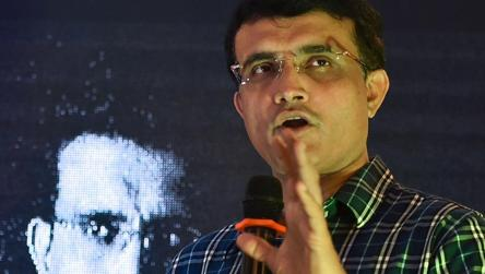 'Sometimes less is more': Ganguly's message to ICC over proposed changes
