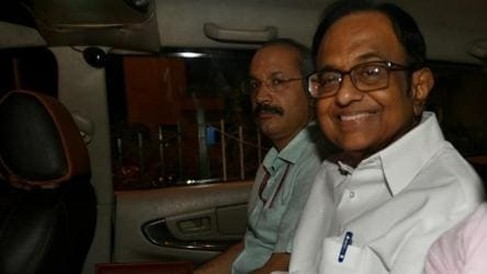 In INX media case, P Chidambaram sent to ED custody till October 24
