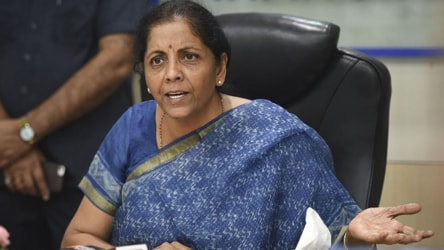 'Capitalist-respecting India': Sitharaman woos international investors