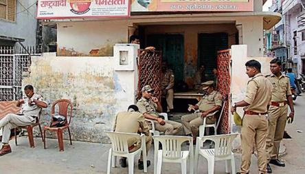 Box of sweets, CCTV video help cops track Kamlesh Tiwari murder conspirators