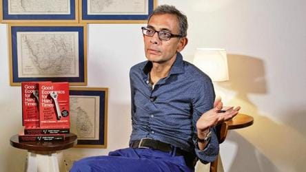 'Social benefit not same as private gain': Abhijit Banerjee