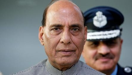 'Already a great deal of normalcy in Kashmir Valley,' says Rajnath Singh