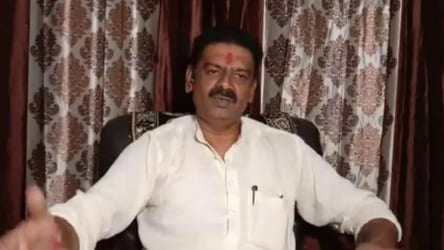 'Buy swords, not silver utensils on Dhanteras': UP BJP leader