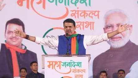 Exit polls project a big win for BJP-Shiv Sena combine in Maharashtra