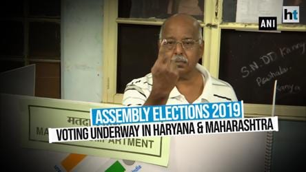 Assembly Elections 2019 | Voting begins in Haryana and Maharashtra