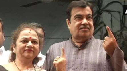 Nitin Gadkari predicts 'record-breaking' victory for BJP-Shiv Sena alliance