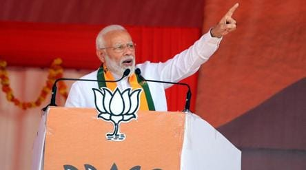 Enrich festival of democracy, tweets PM as Haryana, Maharashtra go to polls
