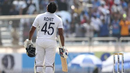 'You folks write a lot about me': Rohit's cheeky reply to reporters - Watch