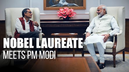 'PM spoke about his idea of India, reforming bureaucracy': Abhijit Banerjee