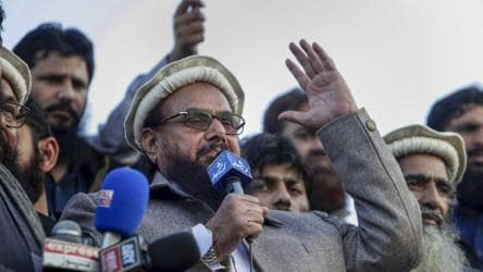 Hafiz Saeed continues to run JuD affairs from Pakistan jail