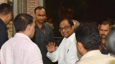 'P Chidambaram, Karti met Mukerjeas, officials buried violations': CBI in INX charge sheet