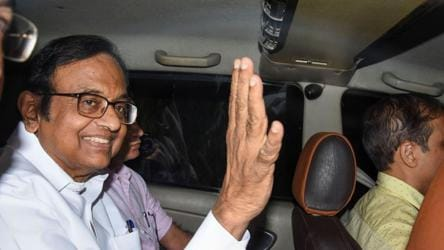 Chidambaram gets bail from SC in INX Media case, to stay in ED custody