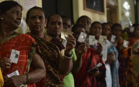 59% vote in Maharashtra, Haryana logs 66% turnout: EC data