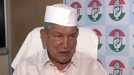 CBI books former Uttarakhand CM Harish Rawat in horse-trading case