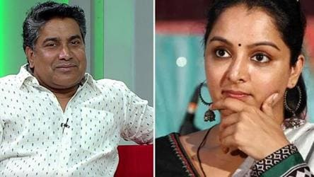 Manju Warrier files case against Odiyan director Sreekumar Menon
