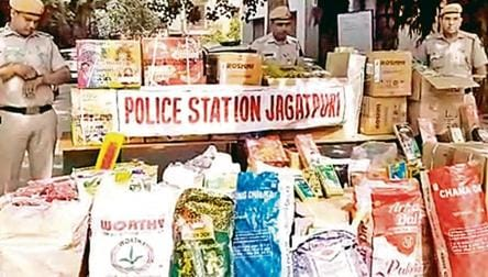 Man held with 747kg of banned firecrackers in east Delhi