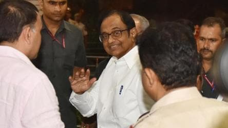 'My health fragile': Chidambaram moves bail plea in high court after SC order