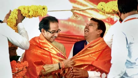 BJP-Shiv Sena takes big lead in Maharashtra