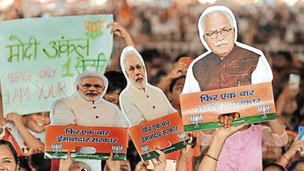BJP confident of an easy win, Congress pins hope on rural seats in Haryana
