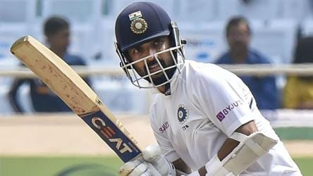 Rahane reveals how Dravid helped him prepare for pink ball Test
