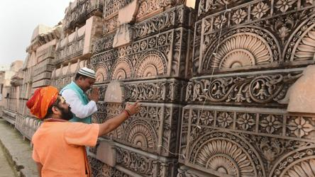 Law ministry, Attorney General to weigh in on Ayodhya temple trust