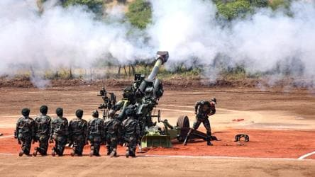 Indian Army's M777 regiment to get 3 made-in-India guns