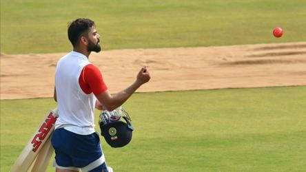 'Pink ball swings lot more than red ball as...' - Virat Kohli weighs in