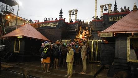 Only 2 judges back Sabarimala verdict, other 3 ask larger bench to review