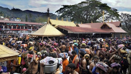 SC verdict today on pleas challenging entry of women into Sabarimala