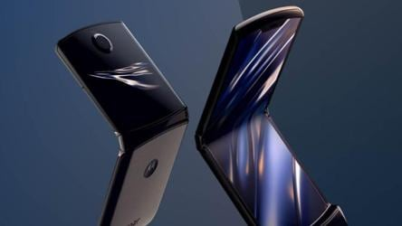 Motorola's first foldable phone, Moto Razr, has officially launched