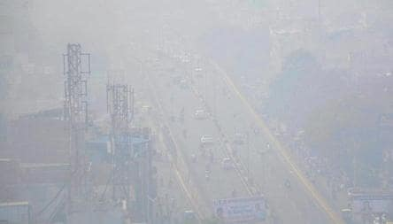 These UP, Haryana cities had higher levels of air pollution than Delhi