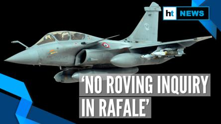 SC dismisses Rafale review petitions: Will the Politics end here? | HT Conversations