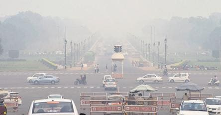 As Delhi gasps for breath, babus and netas missing from air pollution meet