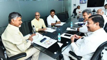 Naidu's TDP to seek Centre's help on Amaravati, spotlights investor worries