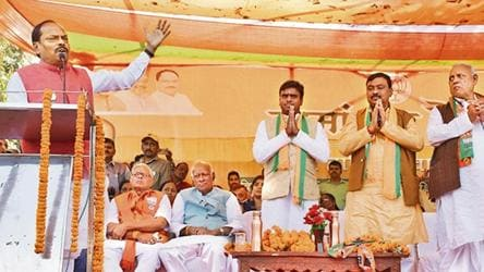 BJP may bank on multi-polar fight in Jharkhand