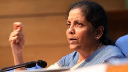 Government may hike bank deposit insurance cover: Sitharaman