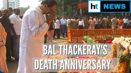 Fadnavis pays homage to Bal Thackeray weeks after break-up with Shiv Sena