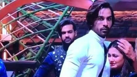Bigg Boss 13: Arhaan Khan claims he is in love with Rashami Desai