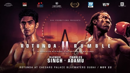 Vijender to take on former Commonwealth champion in Dubai showdown