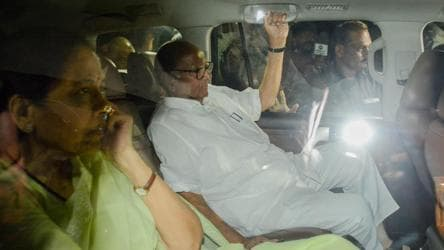 Sharad Pawar-Sonia Gandhi meet on fate of alliance with Sena today