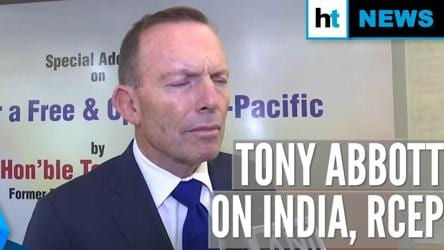'Free trade in right circumstances': Ex-Australia PM backs India's RCEP move
