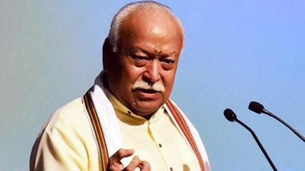 Amid Sena-BJP bickering in Maharashtra, RSS chief cautions on 'selfishness'