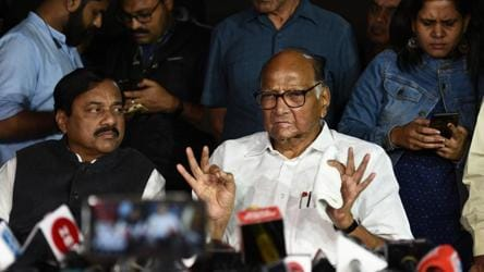 Shiv Sena's Raut explains what Sharad Pawar's cryptic remarks meant