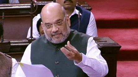 Kashmir situation normal,  internet to be restored at apt time: Amit Shah