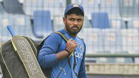 'Why is Pant retained?': Fans slam Samson's omission from India squad