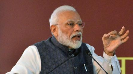 PM asks CAG to develop 'innovative methods' to check frauds in govt depts