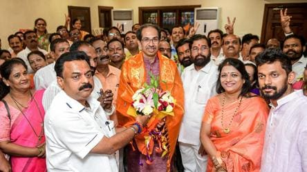 Shiv Sena preps for oath ceremony with plan to sequester MLAs in Rajasthan