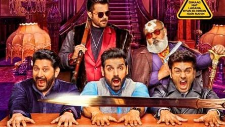 Pagalpanti movie review: The joke is on John Abraham's film